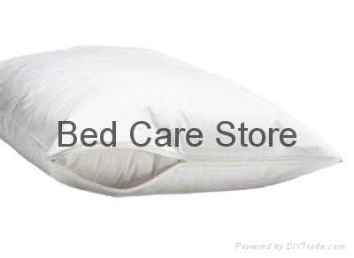 Waterproof Terry Cotton Pillow Protector 1