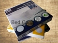 %100 Cotton Waterproof Flannel Mattress Protector 4