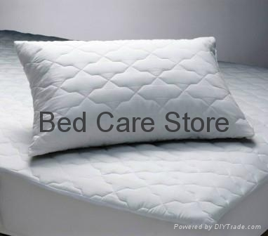 Waterproof Quilted Pillow Protector 1