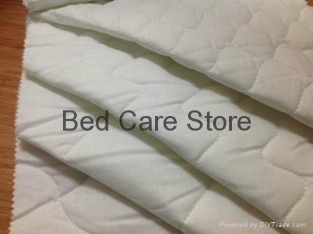 Waterproof Quilted PU Laminated Fabric 1