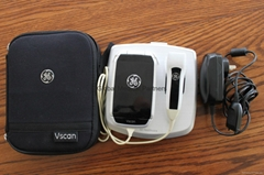 Ge  portable V- Scan ultrasound Scanner