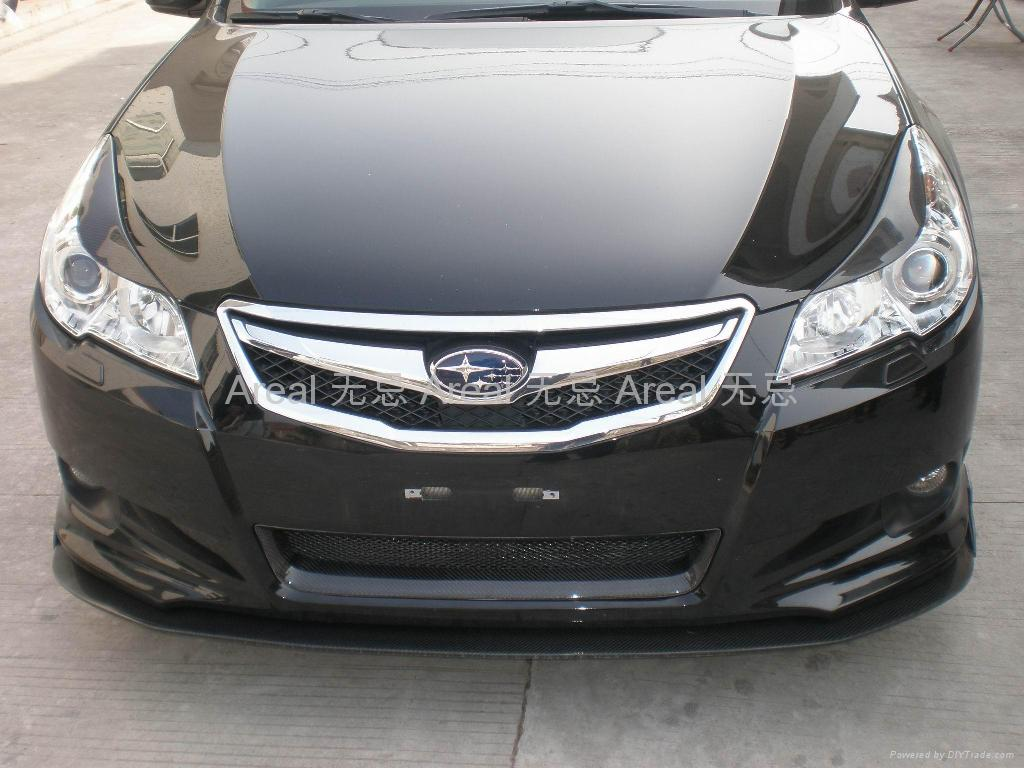 Subaru Legacy 2010 Front Diffuser Areal China Manufacturer Car Exterior Decoration Car
