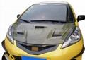 飛度 2009 EVO款 機蓋/引擎蓋