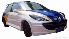 Peugeot 207 AREAL style