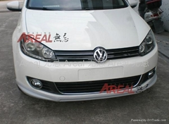 Golf 6 bodykit(PU)