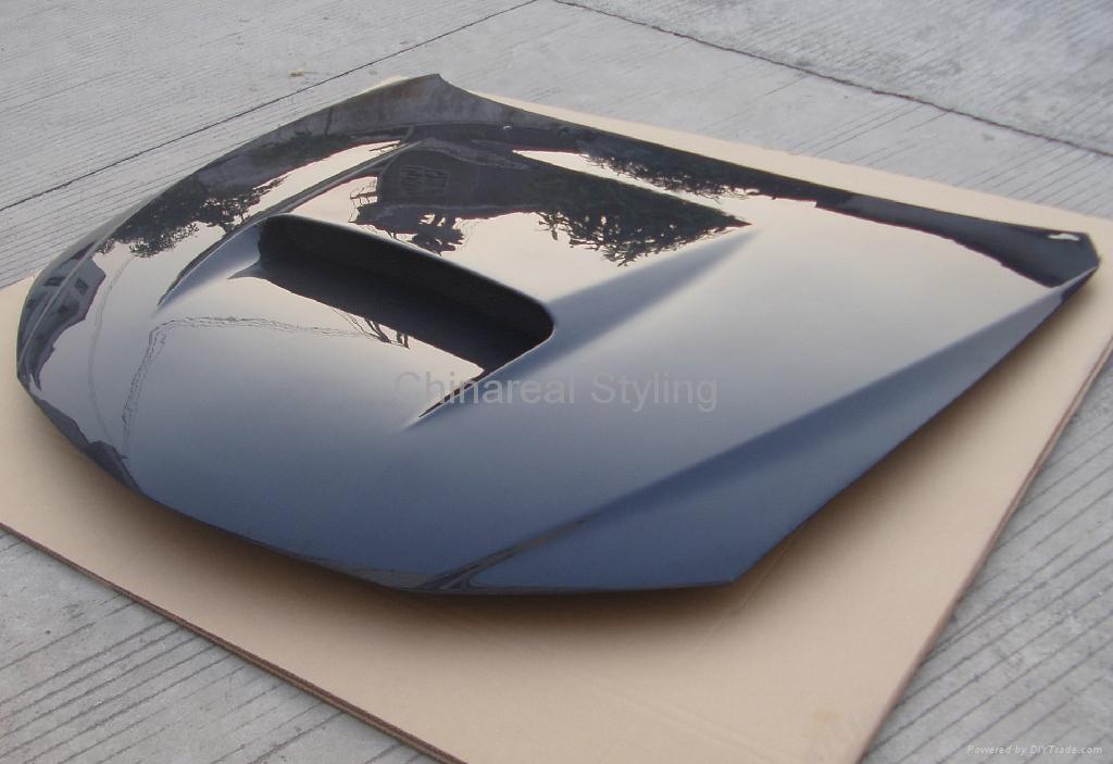 Carbon Fiber Hood Bonnet For Subaru Impreza Wrx 10th 2008