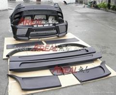 BMW X6 bodykit Lumma sty