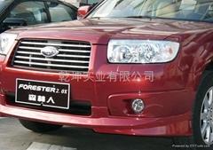 Subaru Forester PU rim body kit for 2006-2007