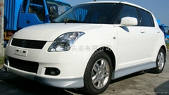 Suzuki Swift PU Bodykits (5pcs)