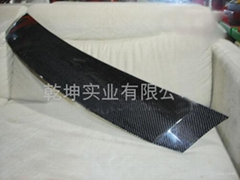 Swift decoration bar for bonnet