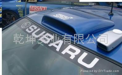 Subaru Imperza Wrx 8th 9th Top Scoop Roof Vent Areal