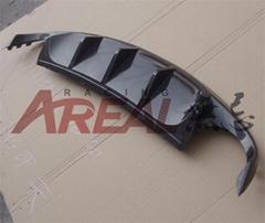 捷豹XF 碳纖維后擾流板
