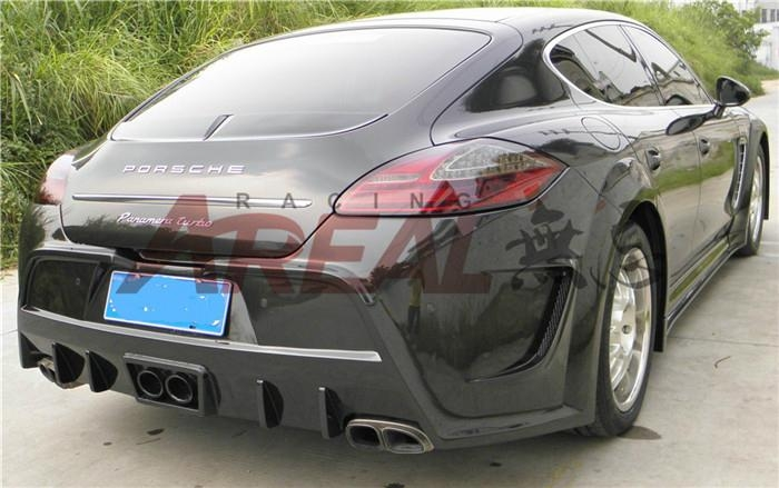 Porsche panamera 2010 aerodynamics kits areal china Car exterior decoration accessories