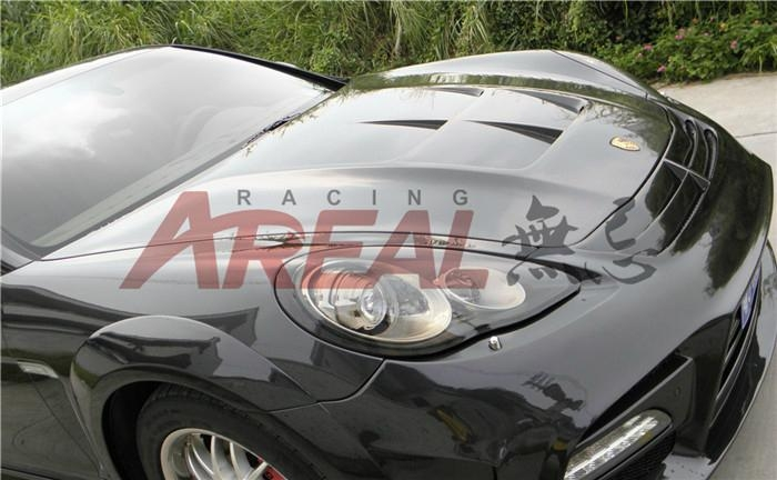 Porsche Panamera 2010 Aerodynamics Kits Areal China Manufacturer Car Exterior Decoration