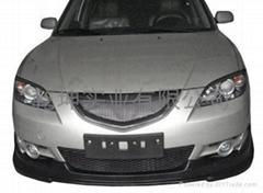 Mazda 3 2.0L bodykit (PU