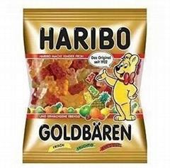 德国进口糖果 HARIBO 哈瑞宝软糖经典小熊 300g