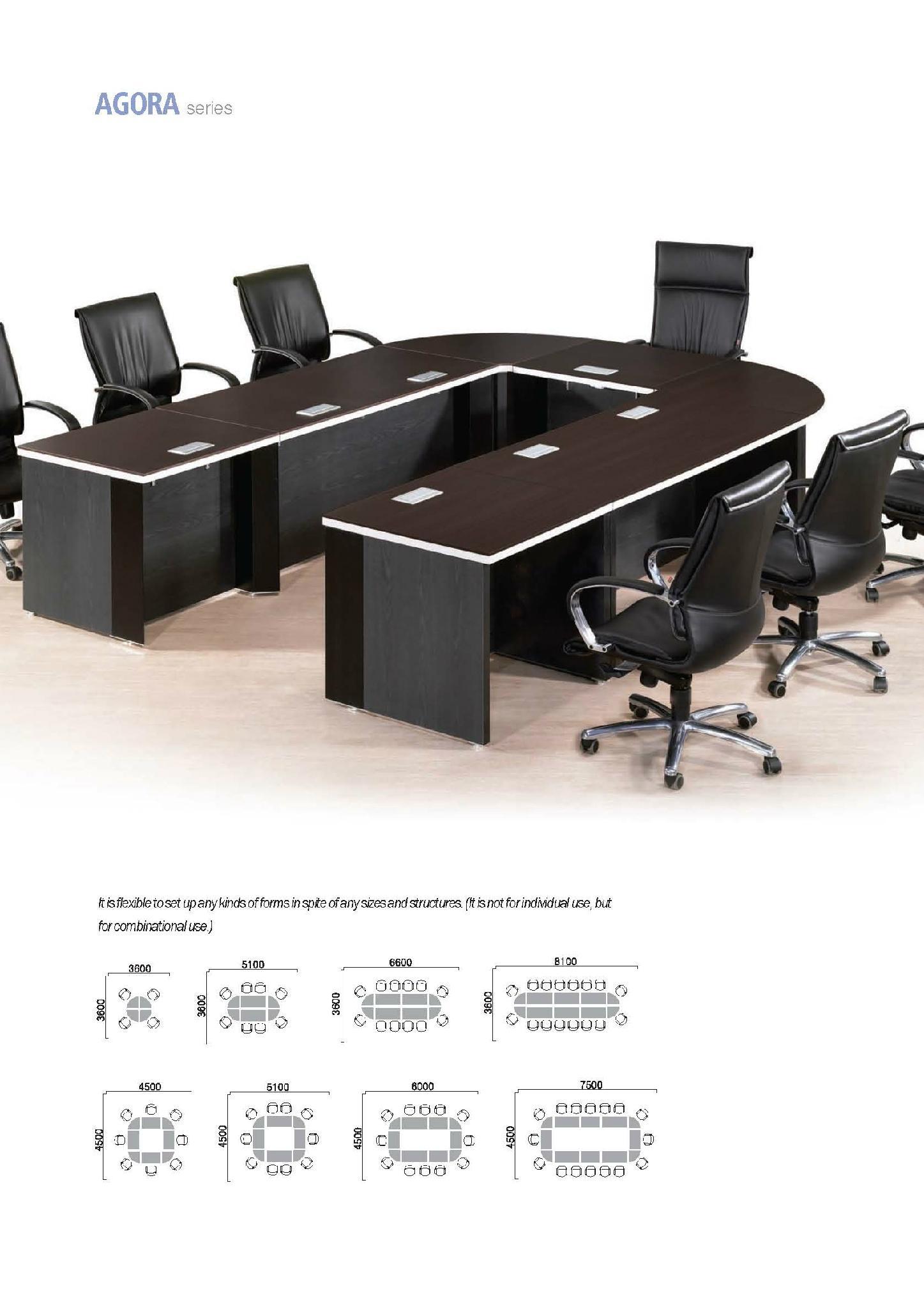 Office Desk Set 4
