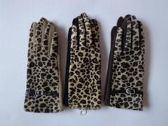 羊毛布手套