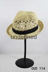 供應夏季草帽