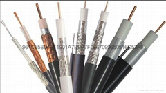 SYWV-75-5純銅導體96編射頻同軸電纜