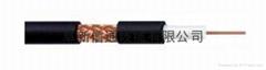 SYWY-75-7铜包钢导体72编有线电视系统同轴电缆