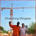 Trustworthy Construction Tower Crane QTZ40(5008)(max. load: 4T)