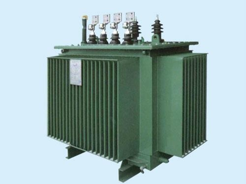 提供油浸式變壓器 1