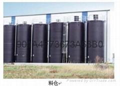 防腐纏繞儲罐生產線設備