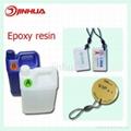Transparent Cheap Epoxy Resin AB Glue