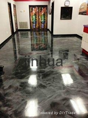 Chemical Resistant So  ent Epoxy Resin for Floor Paint