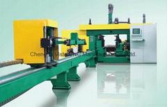 High-speed CNC Beam Drilling Machine