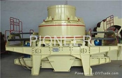 VSI Series High-efficiency Vertical Shaft Impact Crusher