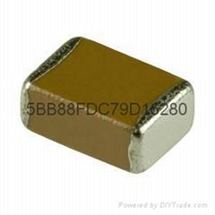 LED专用1812贴片电容