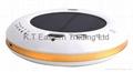 Anion Solar Energy Car Air Purifier