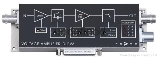 德国FEMTO进口系列带宽电压放大器 4
