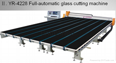 YR-4228 Full-Automatic Glass Cutting Machine Production Line
