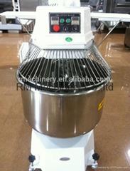 Industrial bread dough spiral mixer  CE