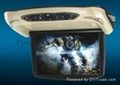 13.3 inch Car Overhead Flipdown DVD Player