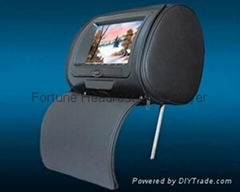 7 inch Car Headrest DVD player