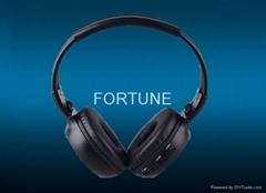 Dual Channel Wireless IR Headphone