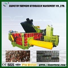 Y81-4000 metal scrap baler