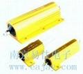 RX(G)24黃金鋁外殼電阻