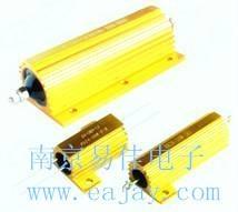 RX(G)24黄金铝外壳电阻