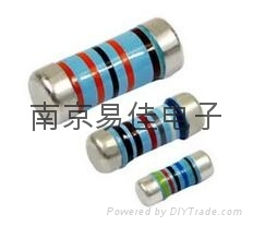 MFM金属膜MELF电阻