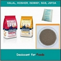 Desiccant for goods