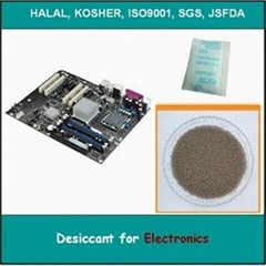 Desiccant for electronics