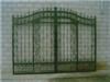 Entrance Garden iron gate