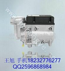駐車加熱器宏業YJH-Q5B小水燃油加熱器轎車SUV依維柯專用