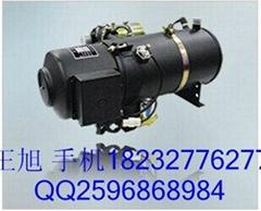 汽车加热器宏业YJ-Q16.3柴油加热器发电机组低温启动