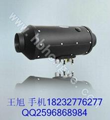汽车空气加热器宏业FJH-2.5汽车加热器暖风机